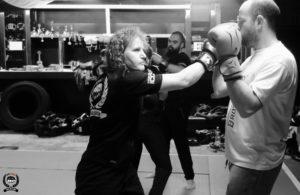 technique de boxe anglaise