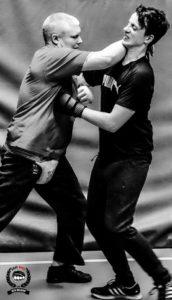 technique de self*defense