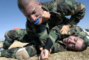 Krav Maga militaire