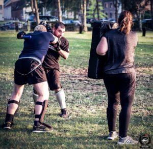 défense sur bâton en Krav Maga