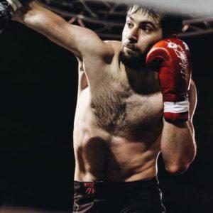 Munayev Magomed en combat