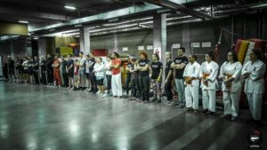 Belgian Martial art convention