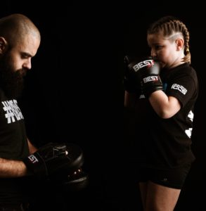 Krav Maga apprentissage enfants